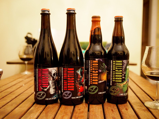 Pipeworks Abduction Series