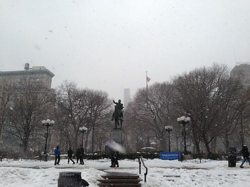 Union Square Park, NYC. Nueva York