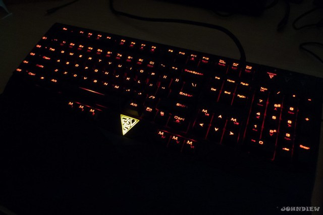 GAMDIAS HERMES Mechanical Gaming Keyboard 105