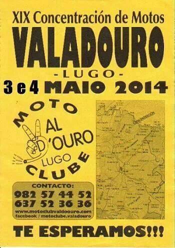 XIX Concentración de motos Valadouro