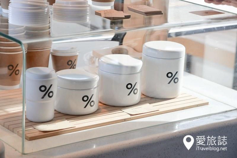 岚山樱花 % Arabica 咖啡店 15