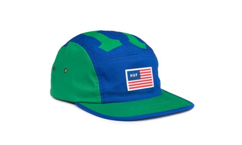 huf_hat_Sport_Volley_Green_Blue