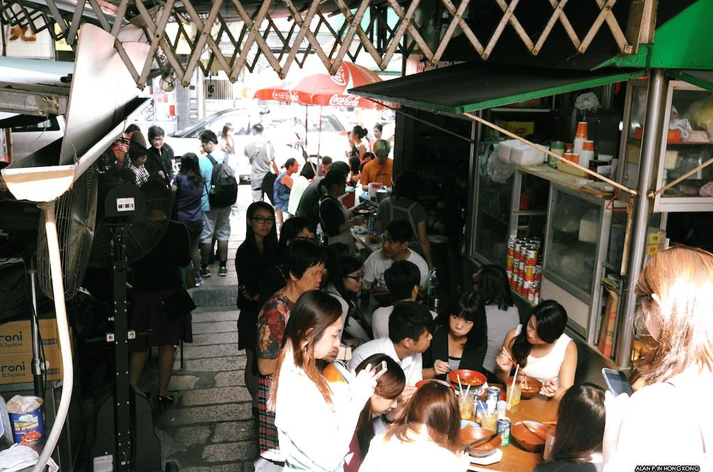 Dai Pai Dong, Cantonese open cafe