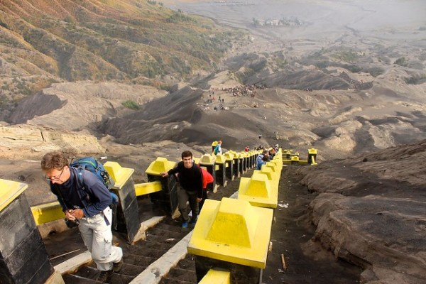Bromo and ijen volcanoes tour