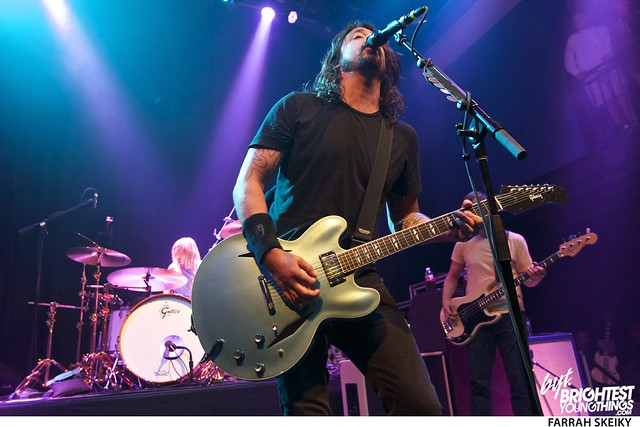 Big Tony\'s Birthday Dave Grohl Foo Fighters Brightest Young Things Farrah Skeiky 274
