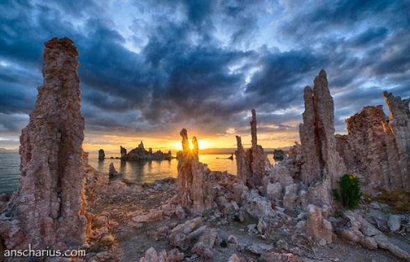 Mono Sunrise #4 - Nikon D800E - AF-S 2,8/14-24mm