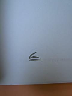 Joseph Conrad, Suspence. il canneto editore 2013. progetto grafico di Paroledavendere, Art Director: Camilla Salvago Raggi. Frontespizio (part.), 1