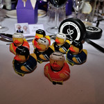 All the Ducks on our table