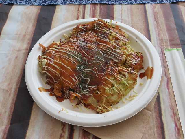 Okonomiyaki from Okan