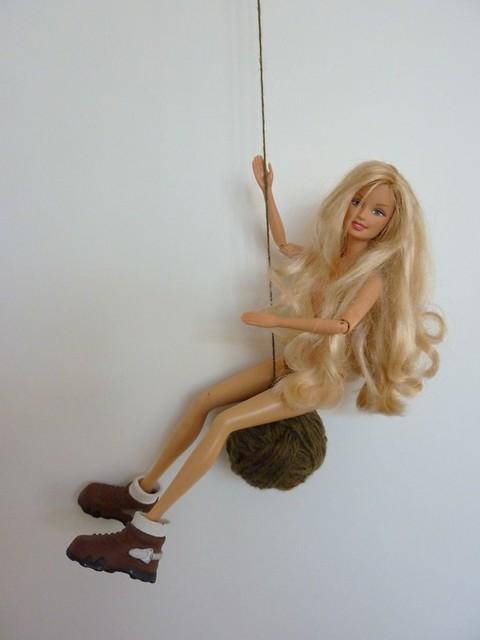 Wrecking Ball Barbie