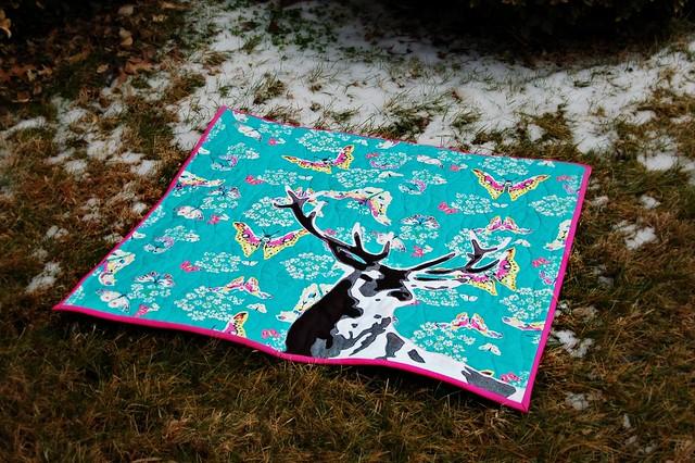 Deer Quilt 2