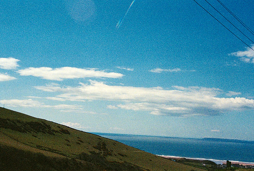 View to Lundy by 35mm_photographs