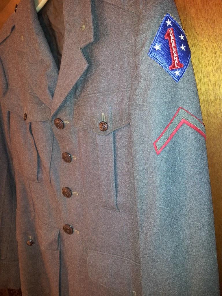 1st MarDiv Jacket