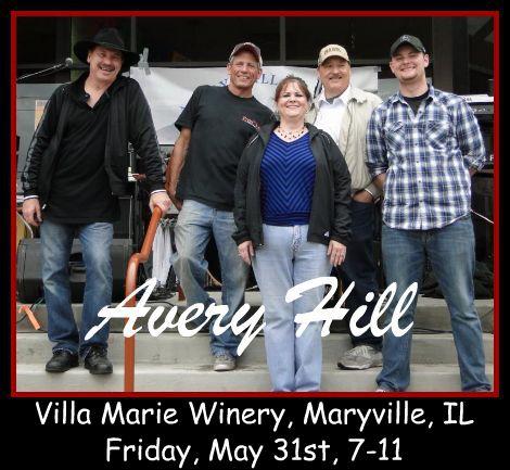 Avery Hill 5-31-13