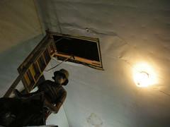 attic access