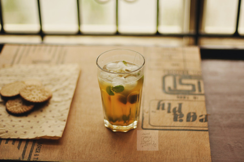 Day 175.365 - Green Tea with Mint (a week of Tea  - II)