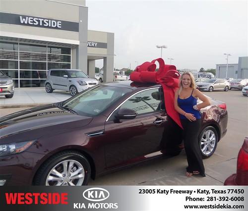 Westside KIA Houston Texas Customer Reviews and Testimonials - Carlos Garcia by Westside KIA