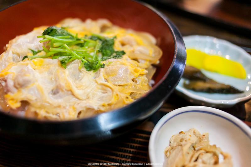 日本神橋-午餐