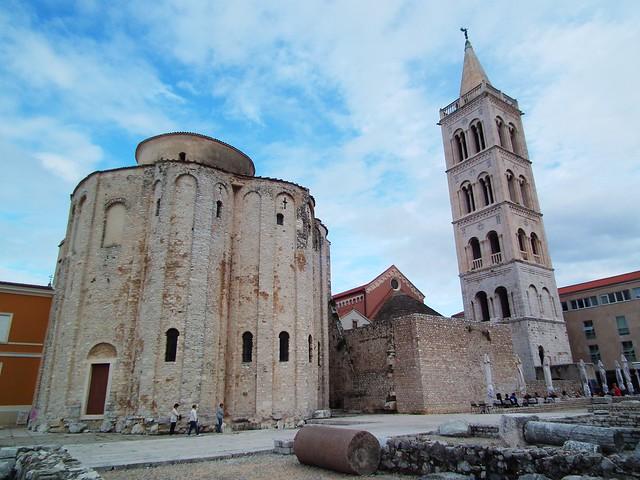 Church of St. Donatus - Zadar, Croatia