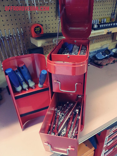 Kobalt Tools Review >> Product Review: Rampage Products' Jerry Can Toolbox   Off ...