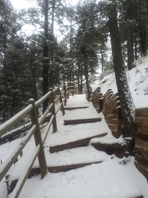 Picture from Helen Hunt Falls