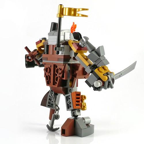70810 MetalBeard's Sea Cow figures 06-3