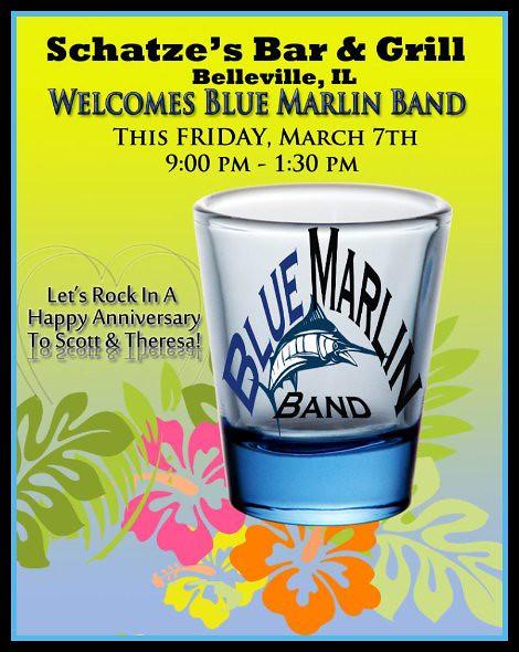 Blue Marlin 3-7-14