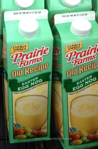Prairie Farms Easter Egg Nog