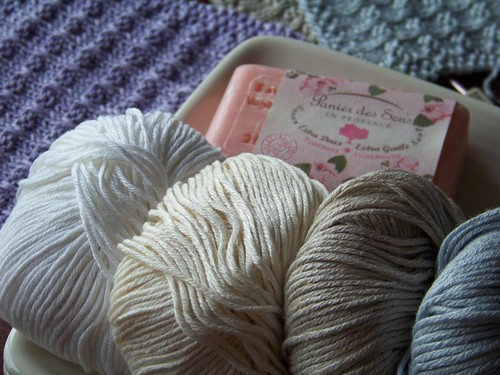 Miss Jane's Soothing Face Cloths (4/6)