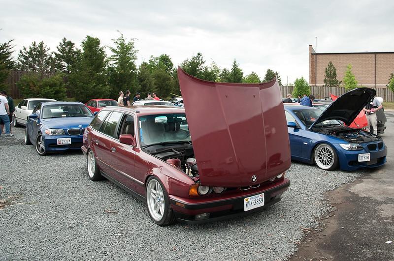 E34 Wagon