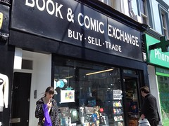 Book & Comic Exchange, Notting Hill