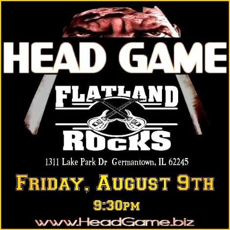 Head Game 8-9-13