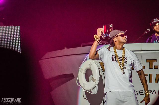 Lil Wayne T.I. & 2 Chainz - Verizon Center - Photography by Azeez Bakare