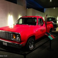Obscure Auto: 1978-1979 Dodge Lil' Red Express Truck