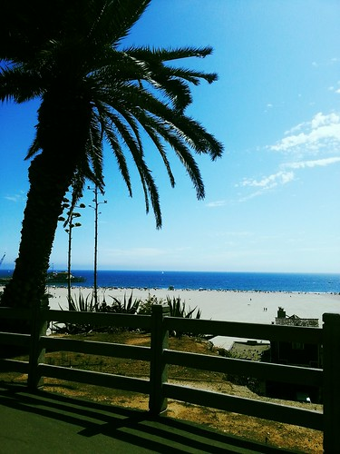 Santa Monica by @lakitalki