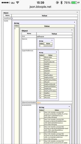 JSON 2 HTML