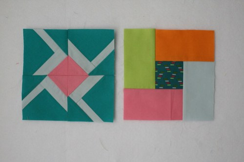 Mtl MQG Banner Blocks