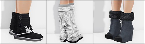 Boots @ Shoetopia!