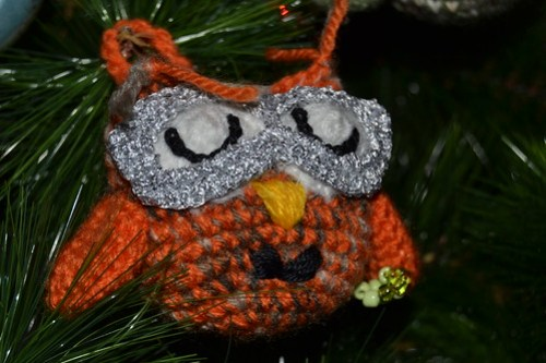 Buho Fin de año - Mini swap navideño