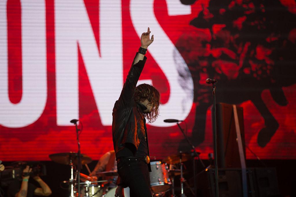 Rival Sons - Rock in Rio Lisboa 2016