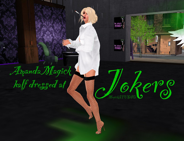 Jokershalfdressed