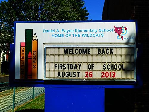 Yay! School Days Again!