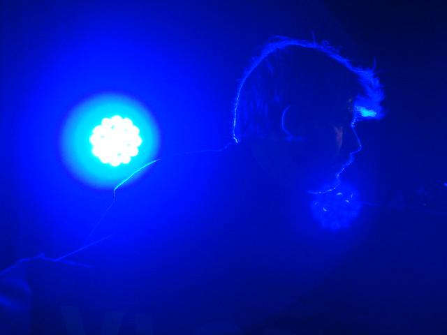 DJ Kypski | VJ op de Dom