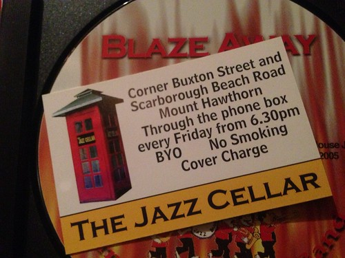 & The Jazz Cellar u2013 a hidden musical gem