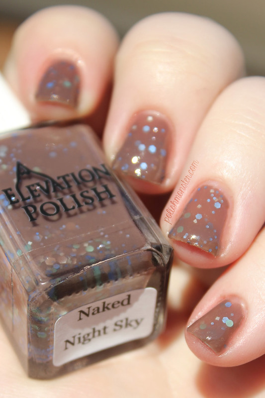 Elevation Polish Naked Night Sky