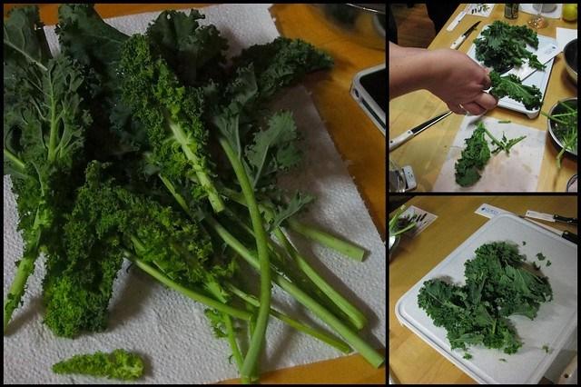 Fixing Kale