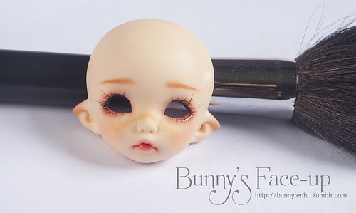 Pukifee Ante, bjd face-up, bjd faceup, fairyland doll, ball jointed doll, bjd doll, bup be khop cau, búp bê khớp cầu, búp bê bjd, bup be bjd