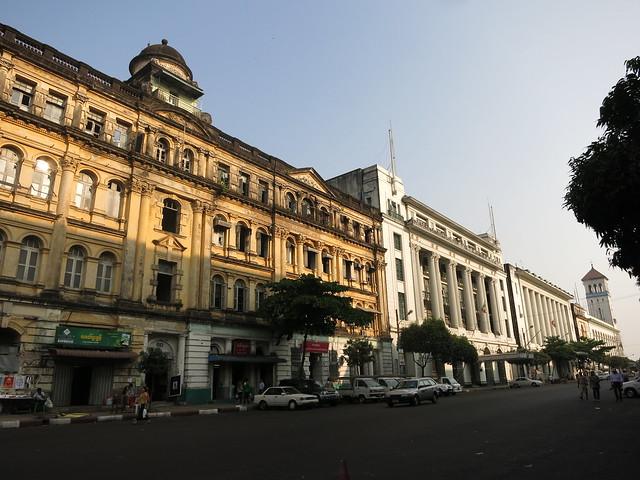 Myanmar: Yangon Day One