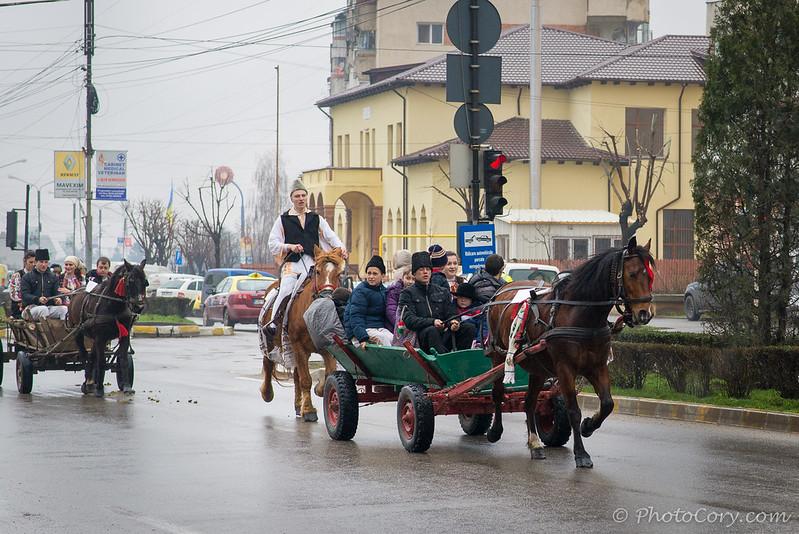 Pastele Cailor martie 2014 Targoviste, Dambovita