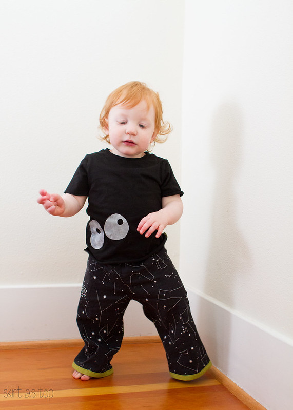 constellations pajamas